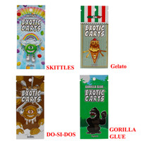 30 Flavor Stickers Packaging bag for Exotic Mario Carts A100...