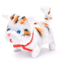 New 1Pc Best Gifts for kids Funny Electric Cat Sound Walking...