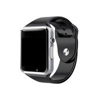 A1 Smart watch Bluetooth Smartwatch per IOS iPhone Samsung Android Phone Orologio intelligente Smartphone Orologi sportivi
