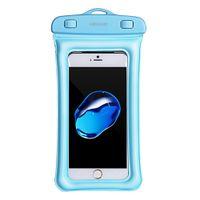 플로팅 방수 전화 케이스 방수 파우치 휴대 전화 건조 가방 아이폰 X 방수 케이스 커버 수 중 주머니