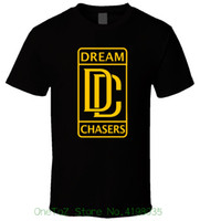 Meek Mill Dream Chasers 4 T Shirt Plus récent 2018 Fashion Stranger Things T Shirt Hommes