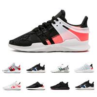 huge discount 32767 1cf4d 2018 Ultra Shoe EQT Support Future shoe 93 17 Bianco nero rosa Uomo donna  scarpe sportive