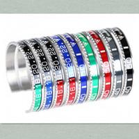 Смотреть масштаб C браслет, модные открытия c шрифт воды призрак браслет Серебро, Золотой масштаб браслет, мужчины и женщины ювелирные изделия