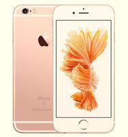 100 % 원래 Apple Unlocked iPhone 6 6s 플러스 터치 ID 듀얼 코어 16GB / 32GB / 64GB / 128GB iOS 9 4.7 5.5 인치 12MP 단장 전화