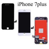 Orijinal iphone 7 plus LCD Ekran Dokunmatik Digitizer Için orijinal iphone 7 P Komple Ekranlar Ile Meclisi Değiştirme Lcd Ekranlar Ile OEMl