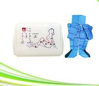 sistema di compressione di massaggio di compressione dell'aria del massager del braccio di compressione dell'aria del detox del sistema