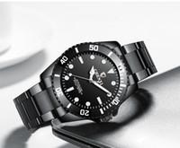 Explosion Modelle der Qualitätsmänner Uhren Business Casual Sport wasserdicht Student Paar Geschenk Tabelle 085