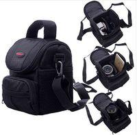 Custodia per fotocamera Borsa per Canon EOS 200D 1100D 1200D 1300D M50 M100 M10 M6 M5 M3 per PowerShot G1 X Mark III SX60 SX540 HS G5X G3X