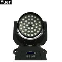 36x10w Led RGBW 4IN1 Nokta / Boncuk Işık DMX512 Başkanı Işık Profesyonel DJ / Bar / Parti / Göster / Sahne Işık LED Sahne Makinesi Hareketli