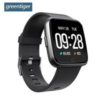 Greentiger Y7 Smart Watch Blood Pressure Oxygen Heart Rate S...