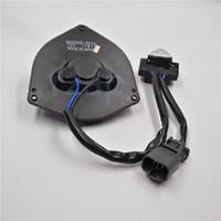 Moteur électrique de moteur de radiateur de ventilateur de voiture pour Honda Fit Civic CRV 2005 2006 2007 2008 accessoire