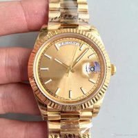 High Quality Men' s Luxury Sport Watch 18K Gold DAYDATE ...