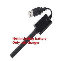 Chargeur USB pour chargeurs de stylo Evod Ego Vape 510 batterie M8 Vuse VibeTwist Ce3 O Pen fil 510 batterie de stylo chargeur de cigarette électronique