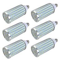 Ultra Bright PCB Aluminium 5730 SMD LED Mais-Birnen-85V-265V 10W 15W 20W 25W 30W 40W 60W 80W Kein Flackern LED-Lampen
