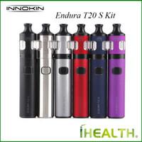 100% autentico Innokin Endura T20 S Kit batteria 1500 mAh Li-Po Prisma T20S Serbatoio 0.8ohm Prisma S Bobina di testa
