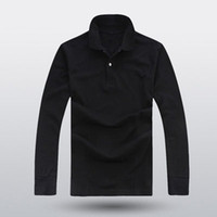 جديد الملابس 2021 الساخن الرجال التمساح التطريز بولو قميص كوليتي بولو الرجال القطن طويل الأكمام قميص S-ports الفانيلة زائد M-4XL حار بيع