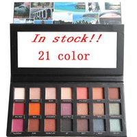 2018 new makeup eyeshadow palette NUDE Born To Run 21 color ...