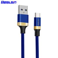 Bestsin 1M Micro Usb Type C IP Cable Fast Charge USB Data Ca...