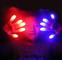 Magic Glowing Finger Toys Christmas Halloween Toys Props Bar...