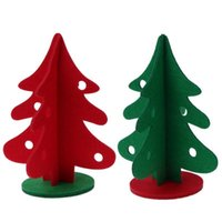 Christmas Decoration Three- dimensional Christmas Tree Non- wo...
