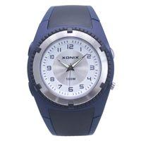 XONIX часы спортивные водонепроницаемые часы Кварцевые часы человек противоударный простой личности