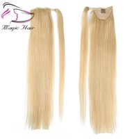 Queue de cheval Evermagic Cheveux humains Remy Direct Européenne Queue de queue de queue de queue de queue 50g 100% Naturel Hair Clip en extensions