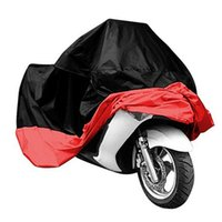 XXXL 180T Universal Motorcycle Cover UV Protector Waterproof...