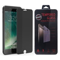 Privacy Anti Spy Tempered Glass Screen Protector Film for iP...