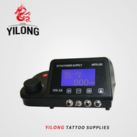 YILONG Hot Sale New High Quality Digital Tattoo Power Supply...