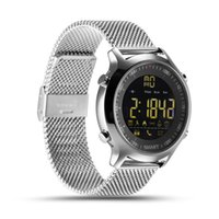 Waterproof IP68 Smart Watch support Passometer Message Remin...