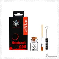 LTQ Hand Made Mini Alien Kit Vape Accessory Pre- heating Wire...