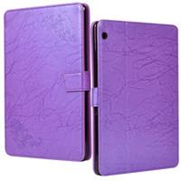 럭셔리 인쇄 꽃 PU 가죽 커버 화웨이 Mediapad T5 AGS2-W09 AGS2-L09 AGS2-L03 AGS2-W19 Tablet 10 인치 스타일러스 펜