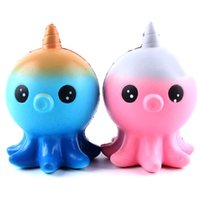 new arrival Stress Reliever Toys Cute Unicorn Octopus Toys S...