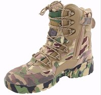 Desert Spider Boots CP camouflage Men' s Army Shoes Outd...