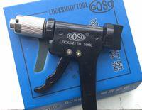 Orijinal GOSO Hızlı pick guns Dönüm Aracı çilingir araçları Dino Gun Fiş Spinner sıcak satış