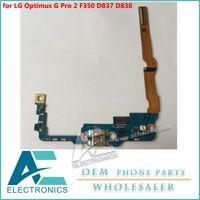 Usb-ladeanschluss für LG Optimus G Pro 2 F350 D837 D838 Ladestecker Port Dock Flex Kabel Kostenloser Versand