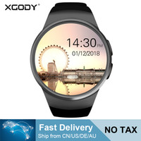 XGODY KW18 Smart Watch Connected Wristwatch For  Xiaomi Andr...