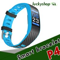 Colourful Touch Screen Smartband Heart Rate Blood Pressure W...