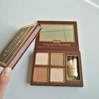 2018 COCOA Contour Kit Highlighters Palette Nude Color Cosme...