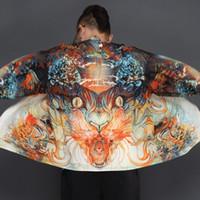 Sommer Japan Stil Kimono Männer 100% Baumwolllinen Lose Mens Jacken Plus Sleeve Offene Stich Casual Mantel Männlich Windjacke