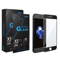 Für LG Aristo 5 Stylo 6 K51 Moto E7 2020 G7 Netz iphone 11 12 Full Cover ausgeglichene Glas-Schirm-Schutz-Film gebogene Kante 9H