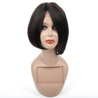 Adjustable Pre- Plucked Silk Base Lace Frontal Human Hair Wig...