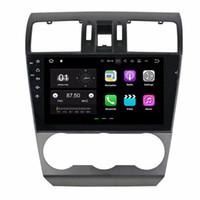 """الروبوت 7.1 رباعية النواة 9 """"سيارة السمعية دي في دي سيارة دي في دي لسوبارو فورستر 2013-2015 2016 مع 2GB RAM راديو GPS WIFI بلوتوث 16GB ROM"""