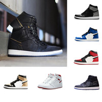 HOTSALE 2018 New 1 Classic Bred Banned Royal Shattered Backb...