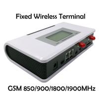 ALK Fester drahtloser Terminal GSM 850/900/1800 / 1900MHz, GSM Dialer 2 SIMs, Doppelbereitschafts-, Stützalarmsystem, PABX