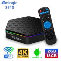 2GB 16GB T95Z Plus Smart Android TV Box Octa Core Amlogic S9...
