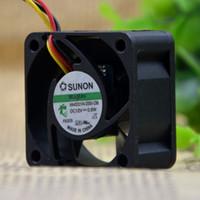 지안 지앤 SUNON HA40201V4-D000-C99 4020 4cm 12V 0.6W 초 저소음 냉각 팬