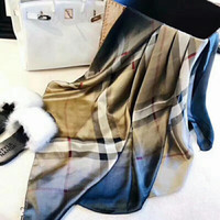 Wholesale- The famous style designer silk scarves of woman po...