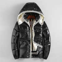Men Brand Warm Jackets Autumn Winter Designer Coat Windbreak...