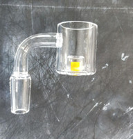 25mm XL Cadmium Core Reactor Quartz Banger 25mm XL flat top ...